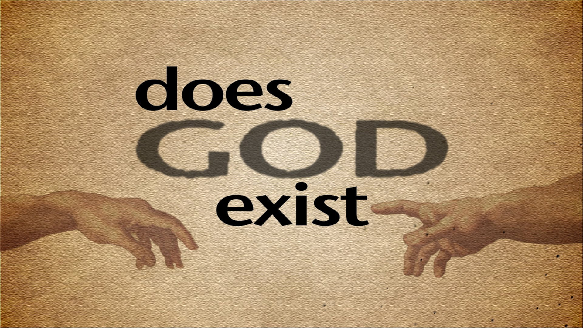 do god exist Why are we here what is our place in the universe what is the purpose of life the questions have been asked for centuries but they all revolve around what is perhaps the most fundamental question of all: does god exist.